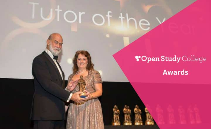 Image of Open Study College triumphs at the Institute of Certified Bookkeepers Luca Awards