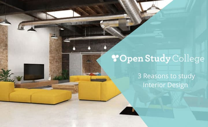 Image of 3 Reasons why you should study interior design