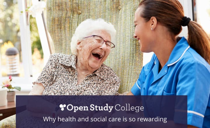 Image of Why a job in health and social care is rewarding