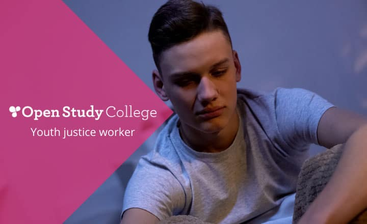 Image of Find your potential in our youth justice worker course