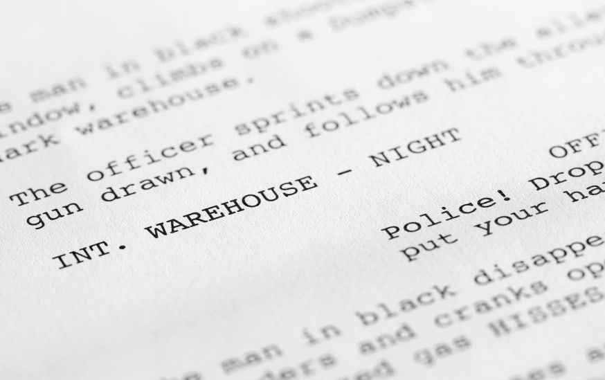 Image of Why writing a screenplay differs from writing a novel