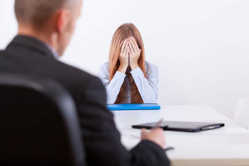 Image of Top 5 Interview Mistakes