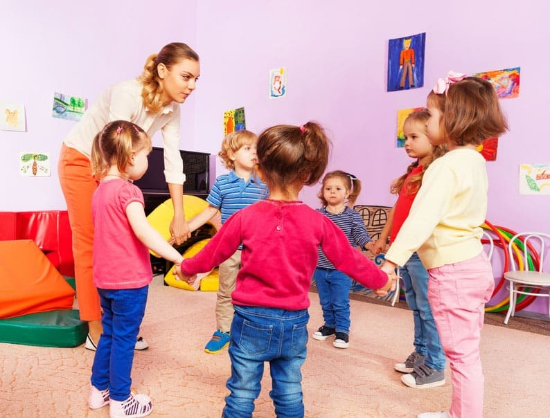 Image of Why a career in child care is perfect for you