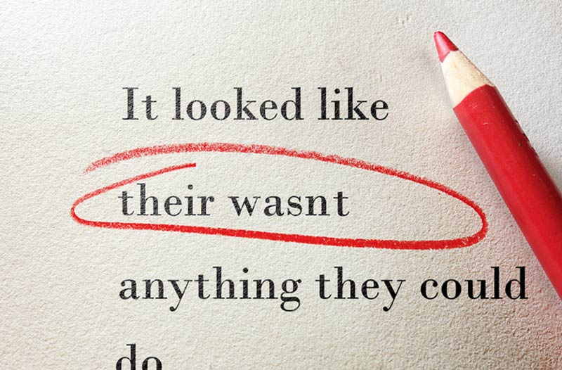 Image of Why good grammar skills are essential to employers