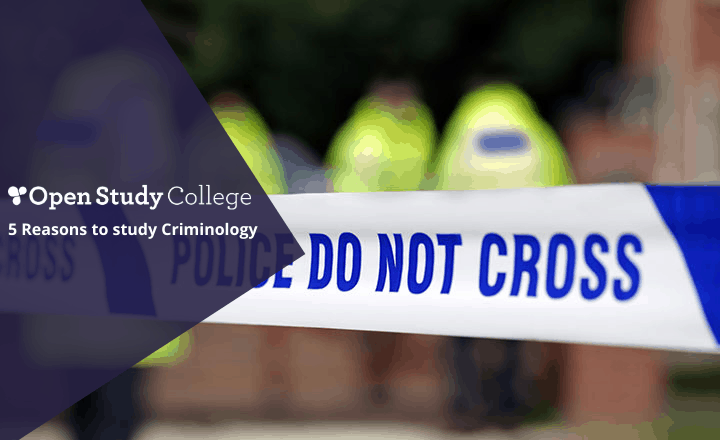Image of 5 Reasons why you should study criminology