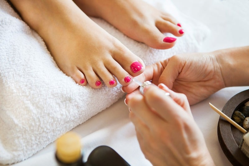 Image of 3 Reasons to enrol on our manicure and pedicure course