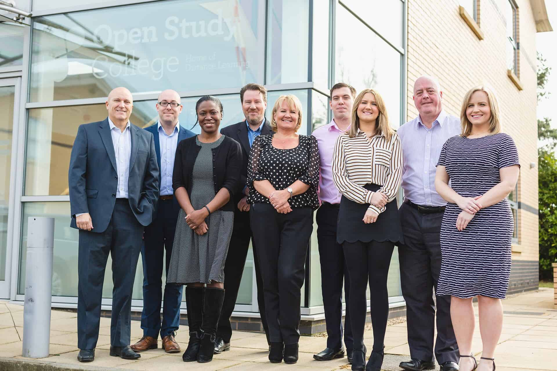 Image of Open Study College shortlisted for Further Education College of the Year