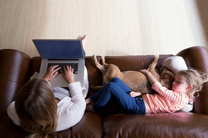Image of The easy way to study when you are a parent