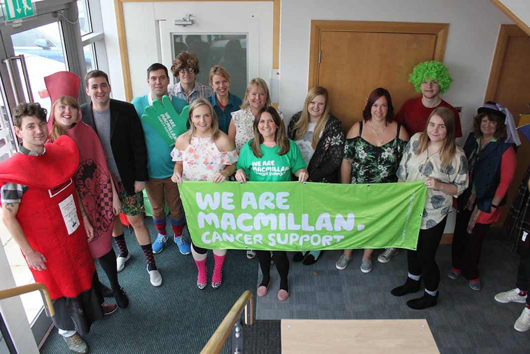 Image of Open Study College hosts Macmillan Coffee Morning