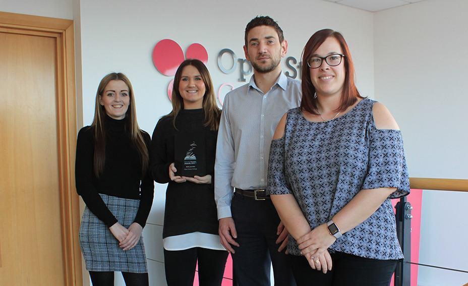 Image of Education Investor Awards Names OSC Skills Provider Of The Year