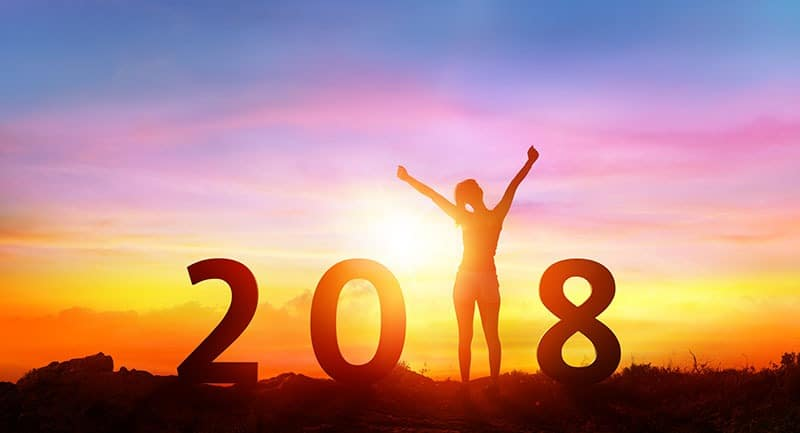 Image of Happy New Year! Welcome to 2018