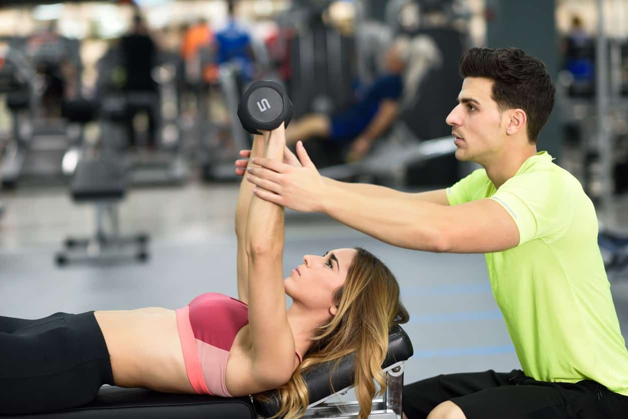 Image of Kick-start your year with a Personal Training course