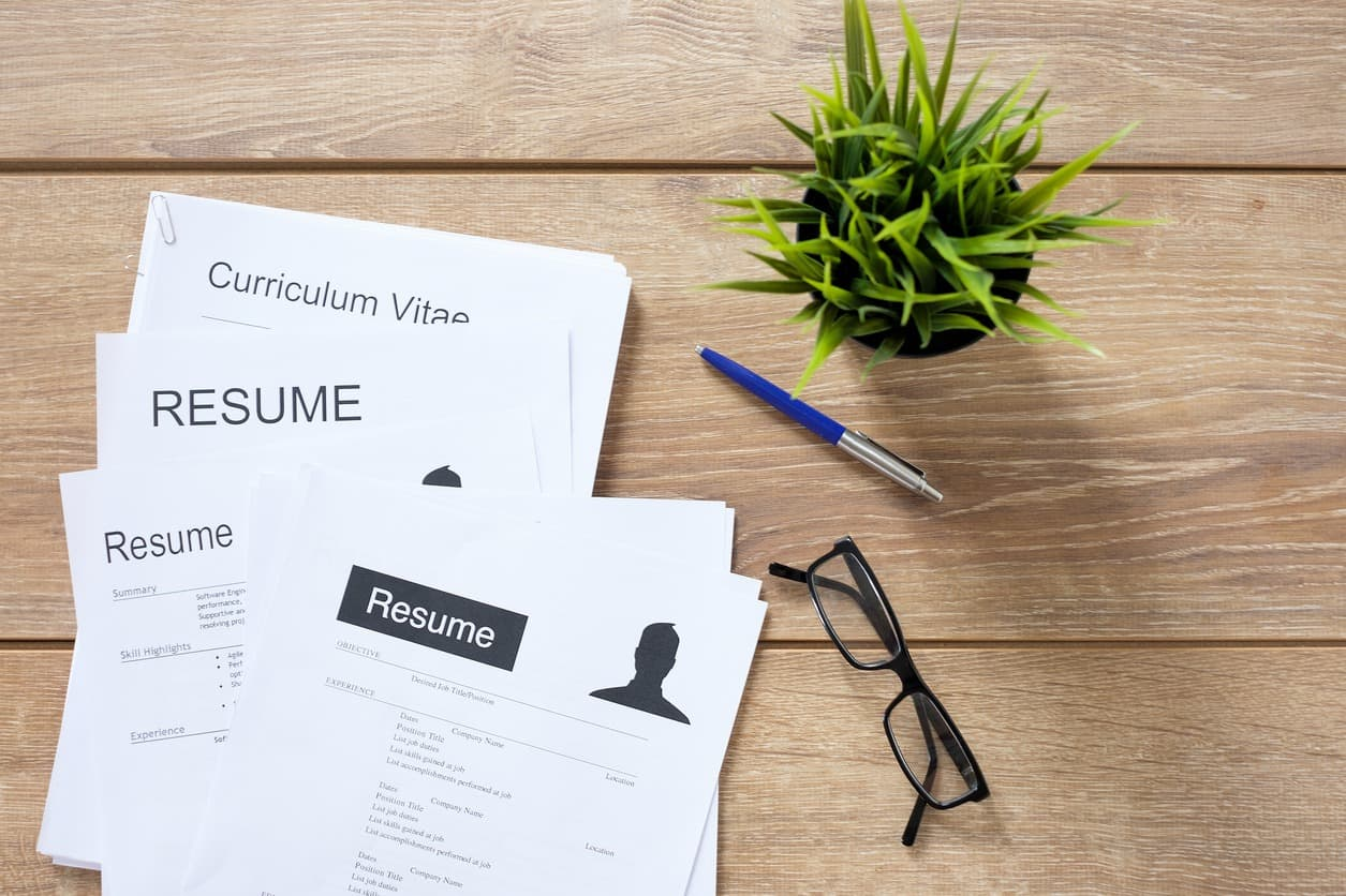 Image of How to write the perfect CV