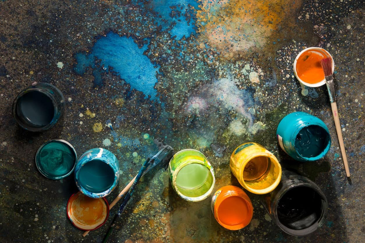 Image of Looking for a New Hobby? Try studying a Creative course