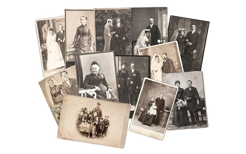 Image of Learn how to trace your family history with a Genealogy course