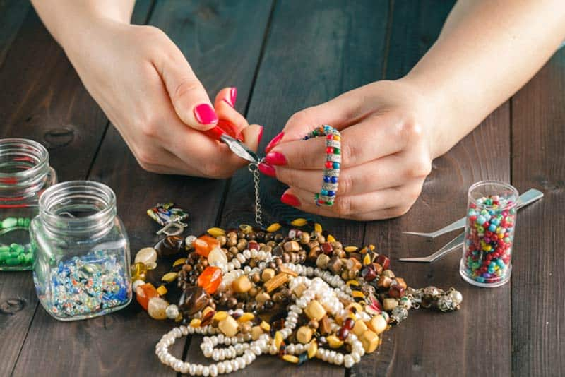 Image of Feeling creative? Find out how to make jewellery