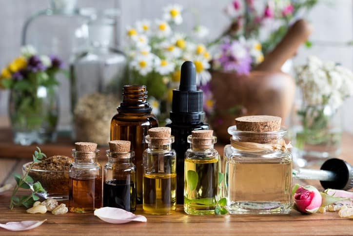 Image of Course of the Month: Diploma in Clinical Aromatherapy