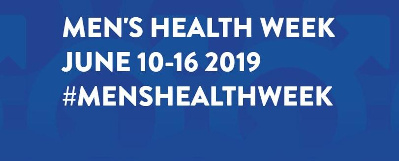 Image of Men's Health Week 2019