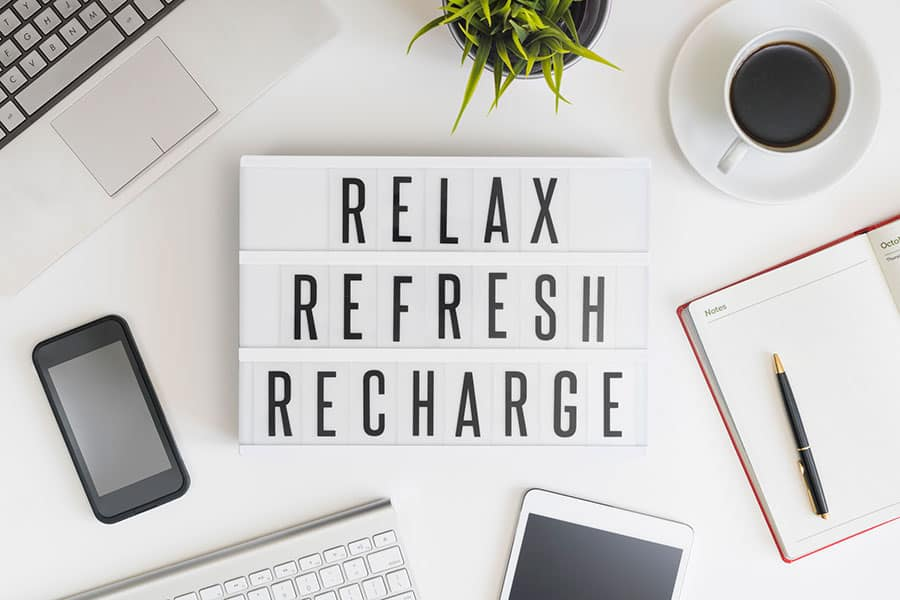 Image of 7 Ways to unwind, relax and take time for yourself