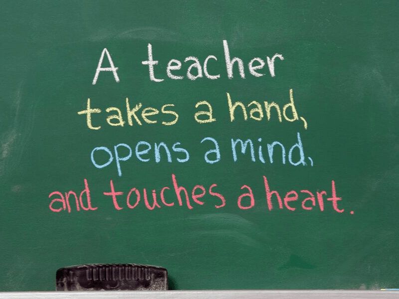 Image of World Teachers Day 2019 - the amazing teachers who inspired us