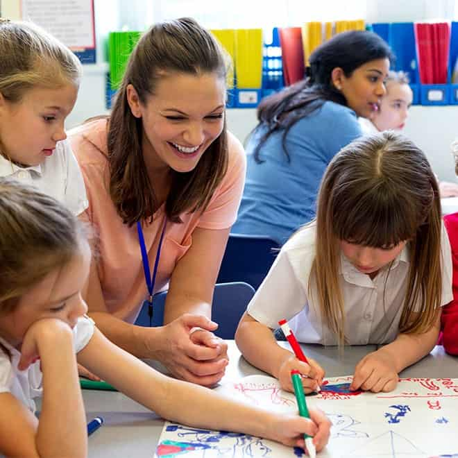 Level 3 Certificate in Supporting Teaching and Learning