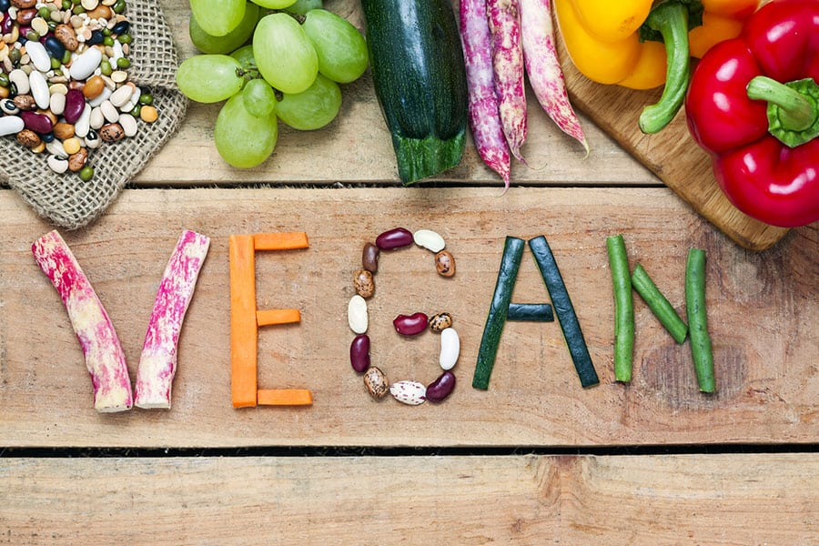 Image of Being Vegan - OSC's Jazz tells us how it is