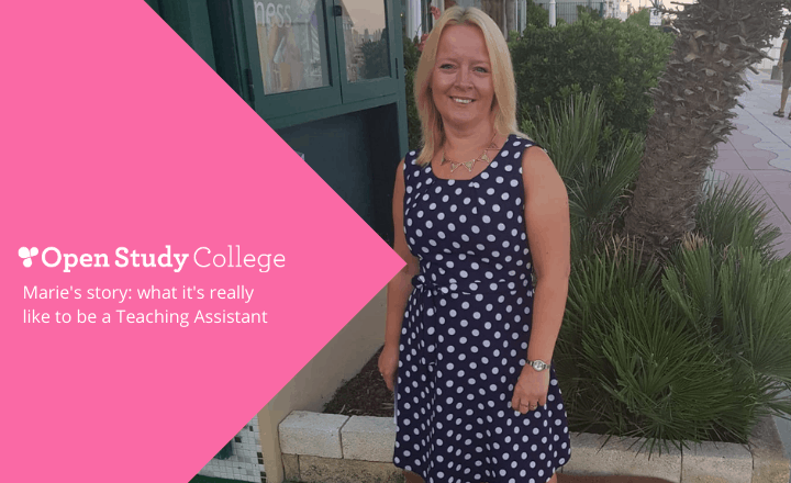 Image of A Day in the Life of a Teaching Assistant - Marie's Story