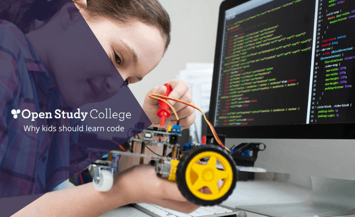 Image of 6 Reasons why kids should be learning code
