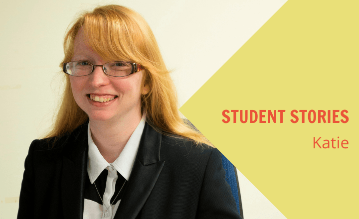 Image of How HR student Katie's studying benefited her career