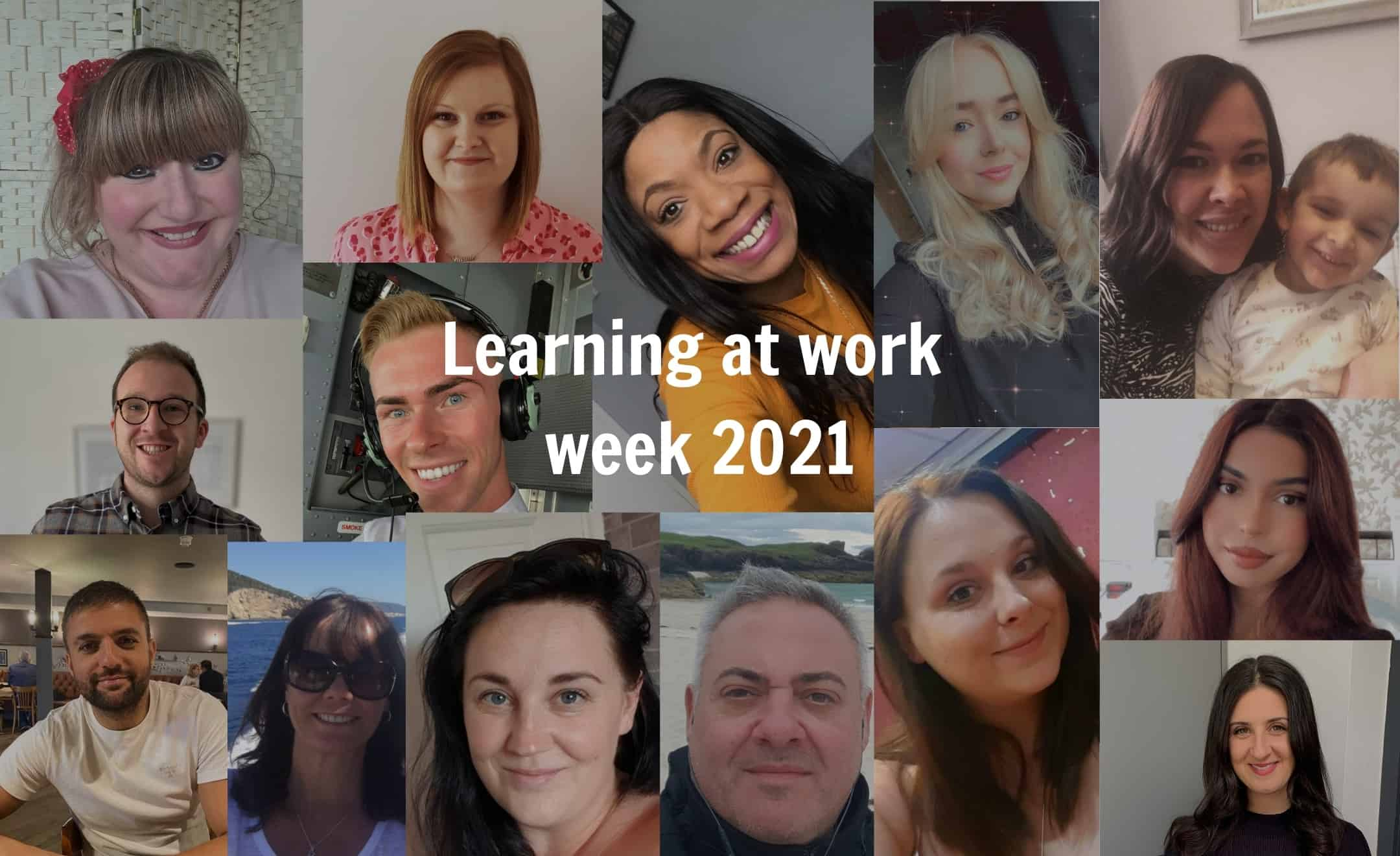 Image of Learning at work week 2021